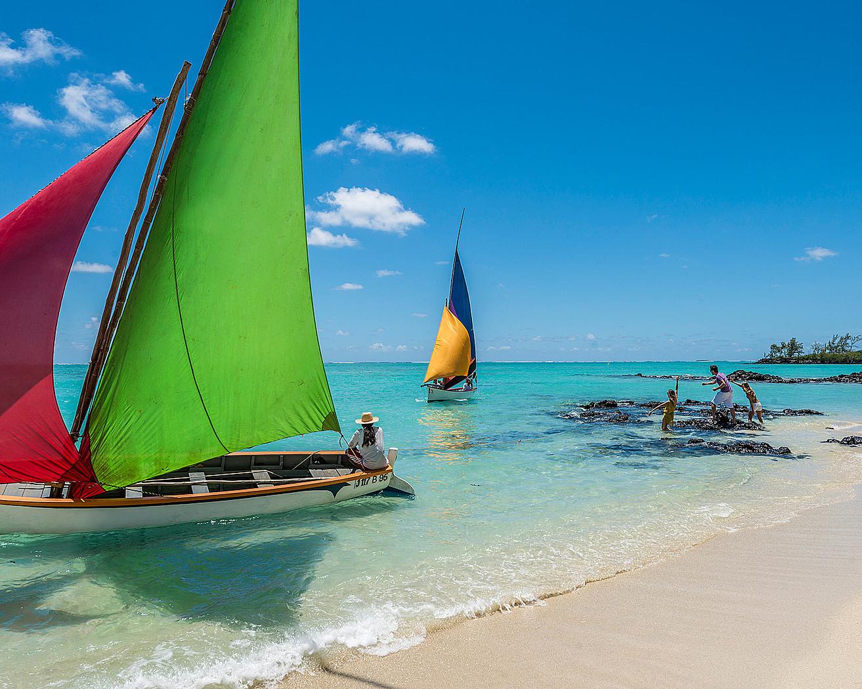 Boat Mauritius