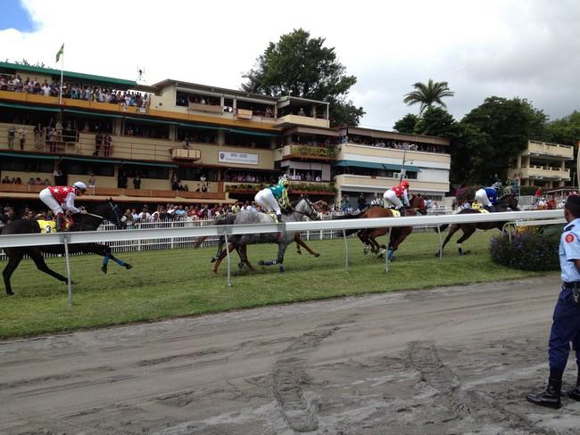 Champ de mars Mauritius