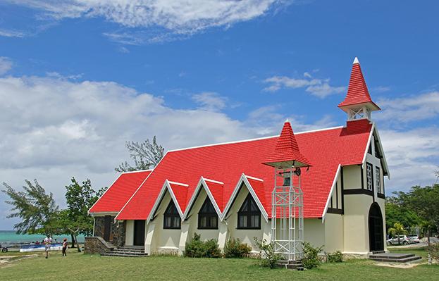 Chapelle Notre Dame Auxiliatrice Cap Malheureux