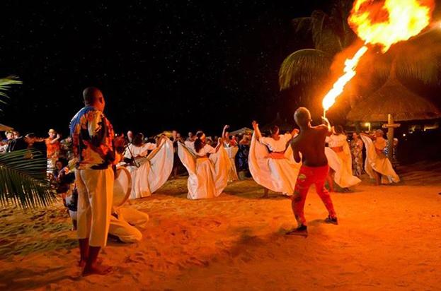 Mauritius music dance sega
