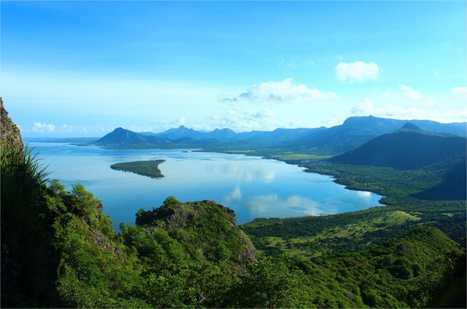 Mauritius wild south