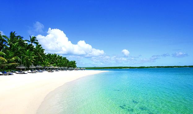 Pointe aux Canonniers Mauritius