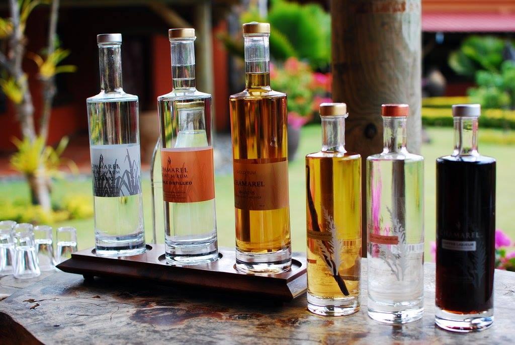 Rum Chamarel Mauritius