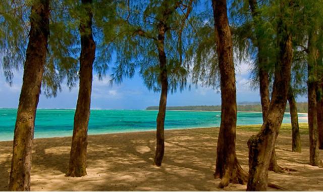 Riambel Beach Mauritius