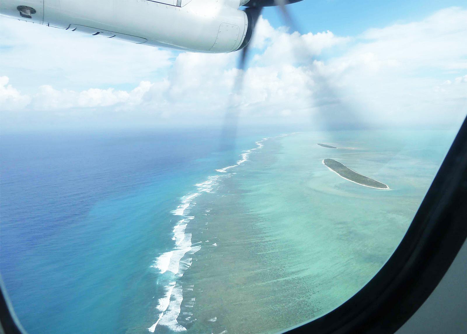 Rodrigues Ile cocos et ile aux sables