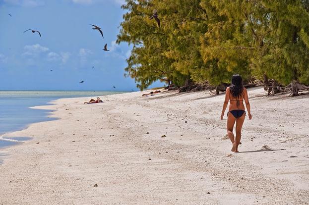 Rodrigues plage