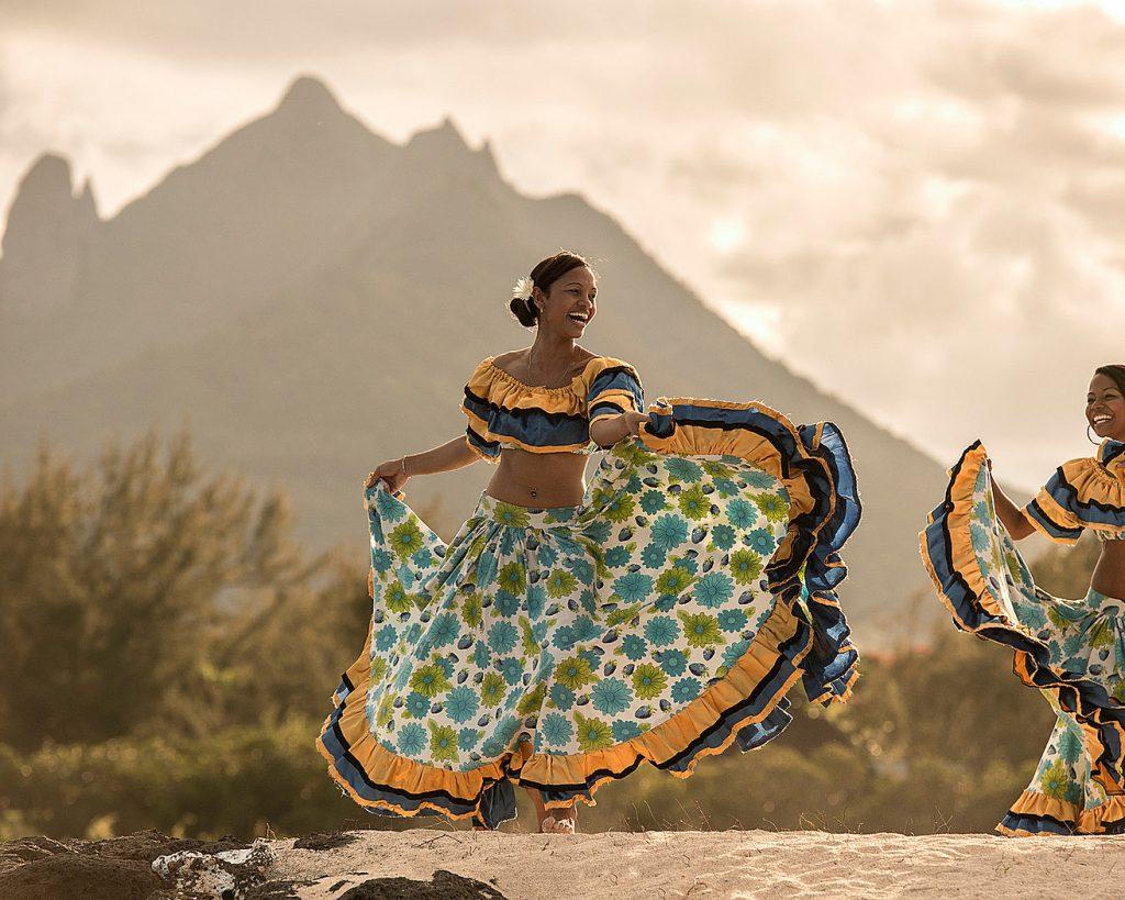 Danse Séga Ile Maurice