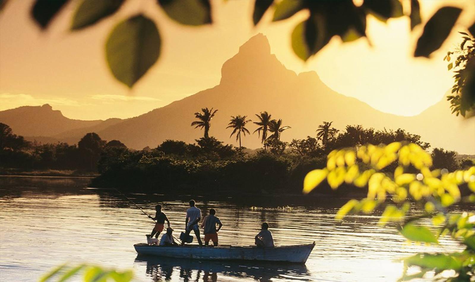 Tamarin Bay Mauritius