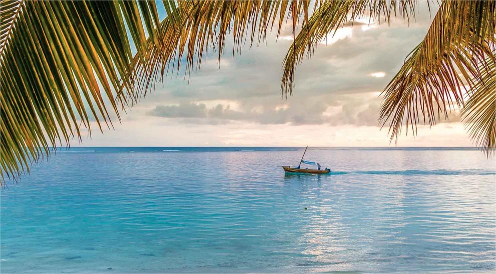 Trou aux Biches Mauritius