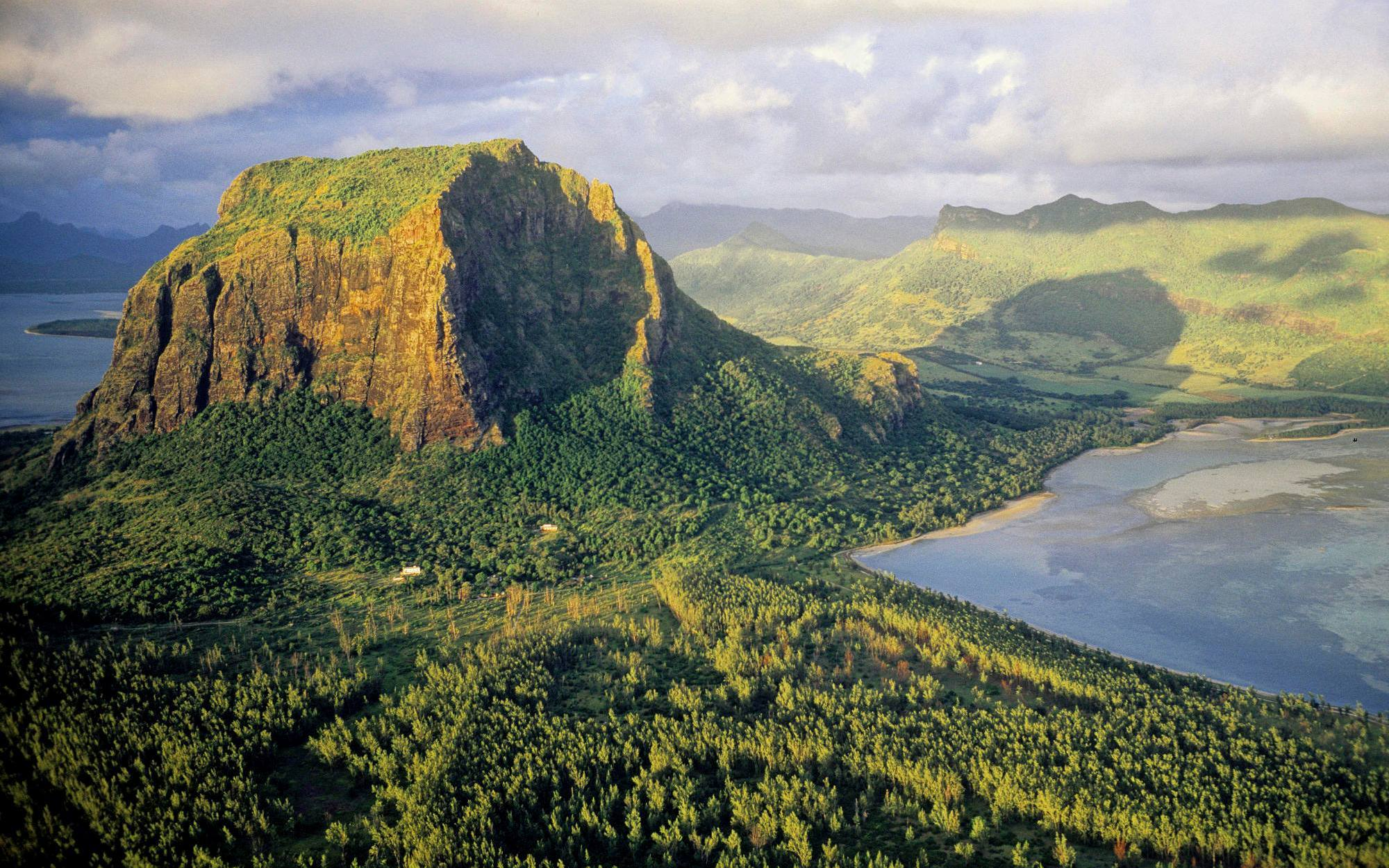 Le Morne Brabant Mountain