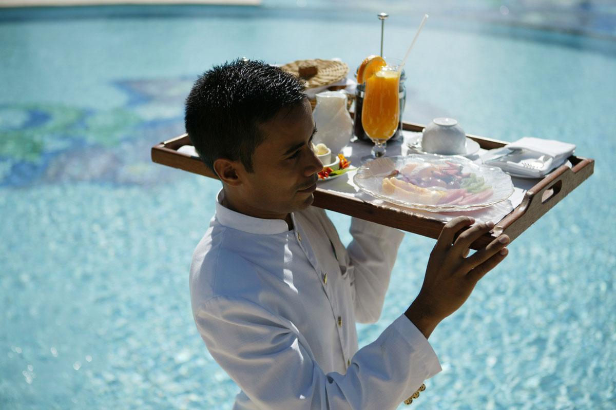 Mauritius hospitality