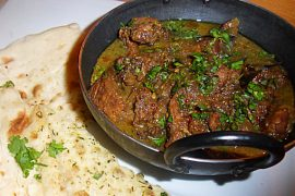 Mauritian venison curry
