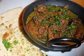 Mauritian venison curry