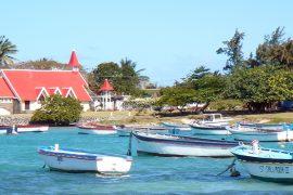 Le nord de l'île Maurice
