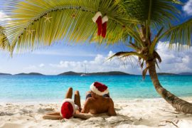 xmas mauritius