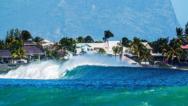 Surface Mauritius