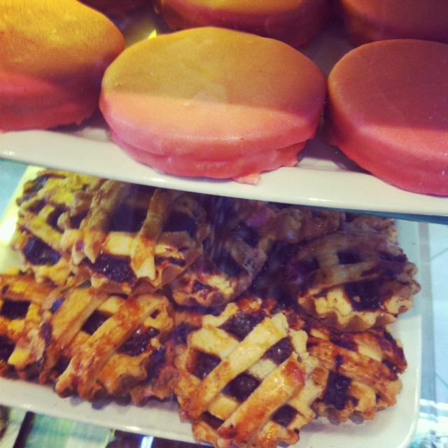 desserts Mauritius