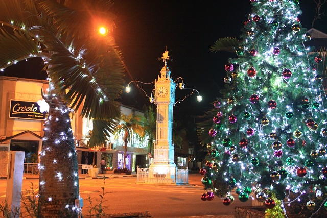 Seychelles in December