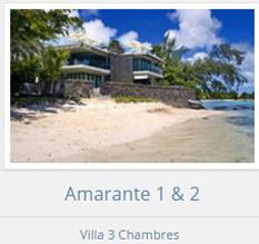 Villas Ile Maurice