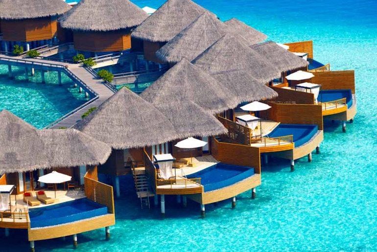vacances pas cher aux maldives indian ocean. Black Bedroom Furniture Sets. Home Design Ideas