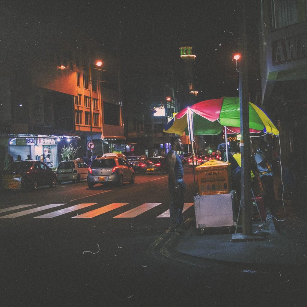 Port Louis by Light