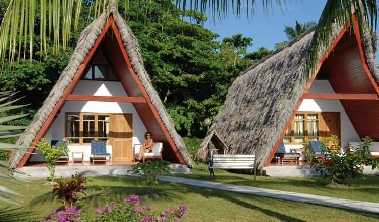 la digue island resort