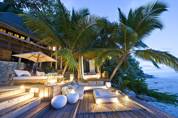 luxury resort seychelles