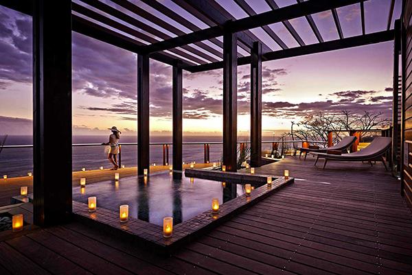 hotel resort reunion island