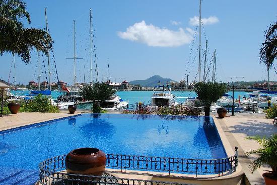 wharf seychelles marina