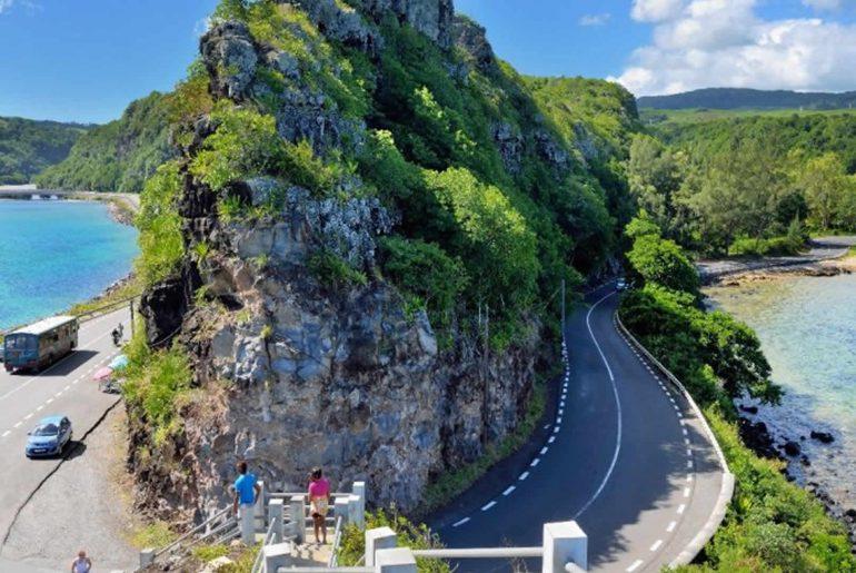 Baie du cap Mauritius