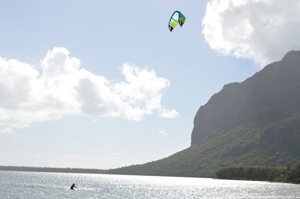 Kite Surfing Mauritius