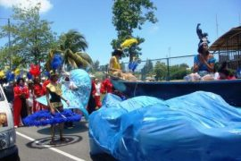 International Seychelles Carnival