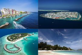 Maldives- mix