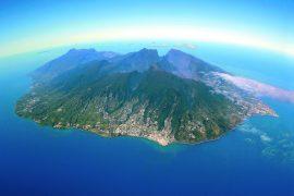 L'ile de la Réunion