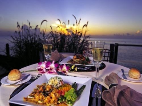 Seychelles Dinner