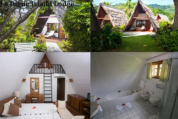 LA DIGUE RESORT