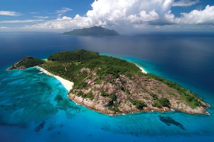 ile Silhouette Seychelles