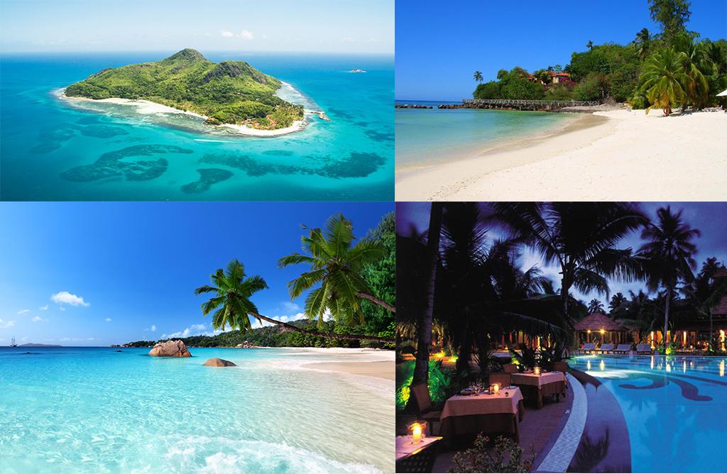 ile Sainte Anne Seychelles