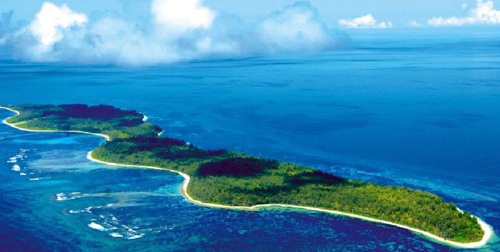 desroches Seychelles