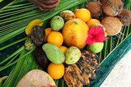 Seychelles gastronomy