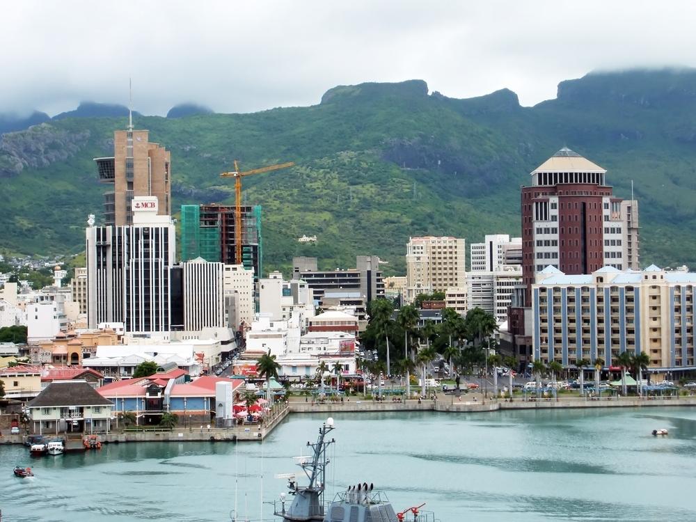 Port-Louis-Mauritius