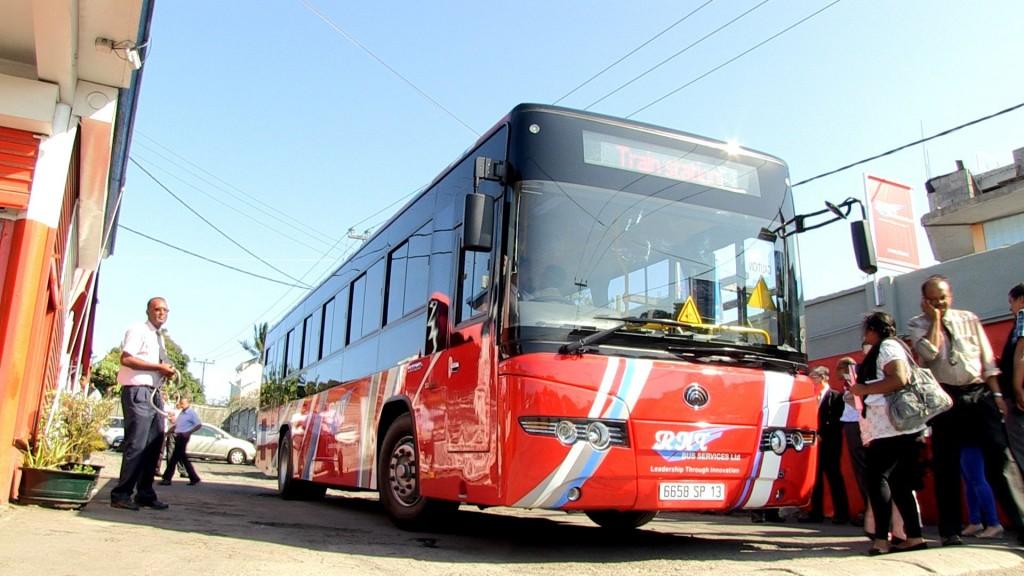 Public transport in Mauritius