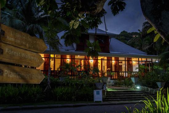 restaurant seychelles mahe