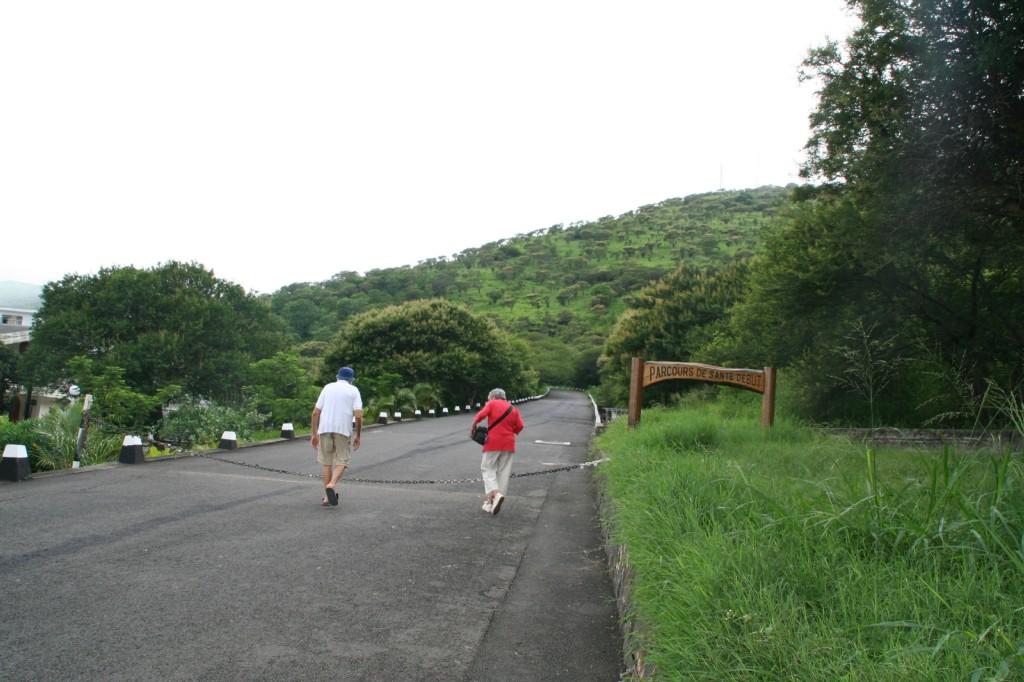montagne des signaux Maurice
