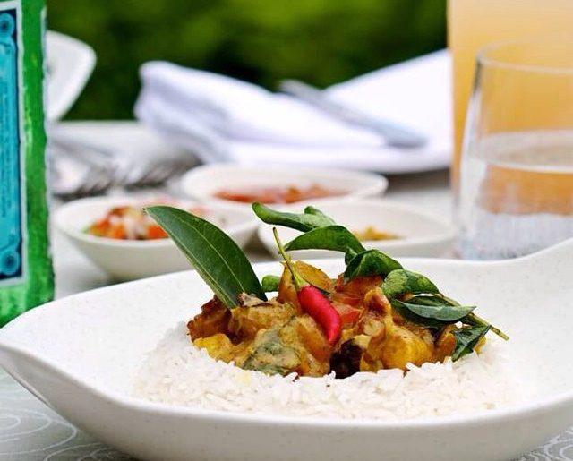 Seychelles restaurant food