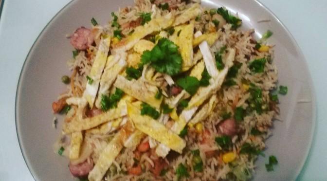 Fried Rice Mauritius