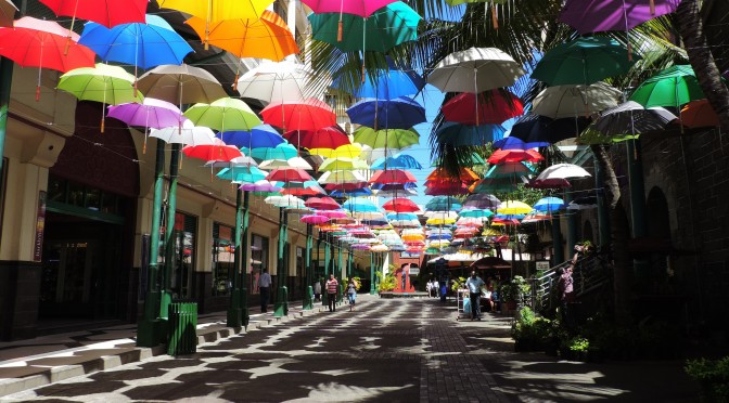 Mauritius attractions: Caudan waterfront