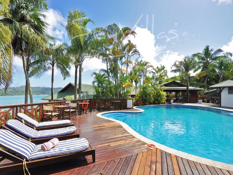 Le Jardin des Palmes Seychelles