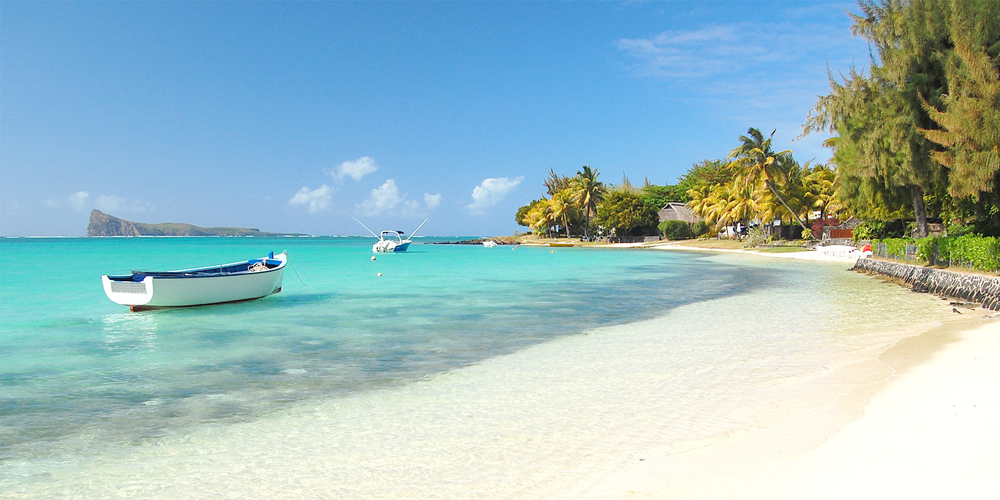 Mauritius attractions: Beaches