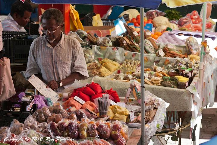 market Seychelles